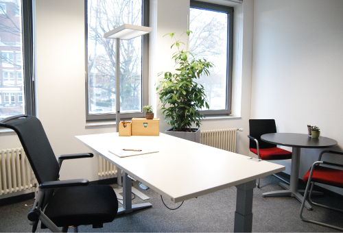 raumzeit Private Offices